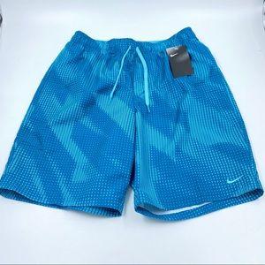 Nike Swim Trunks Lined Active Shorts M NWT